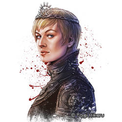 Cersei Lannister/ The Queen of the Seven Kingdoms