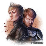 [Game of Thrones]Cersei and Jaime Lannister