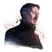 Littlefinger / Petyr Baelish by yagihikaru