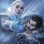 Mother of Dragons and King in the North