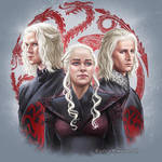 Targaryen siblings