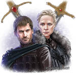 Jaime and Brienne [Game of Thrones]