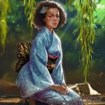 Missandei, Kimono of Naath