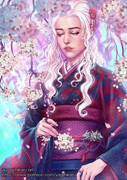 Daenerys and Sakura