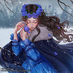 LYANNA STARK/Book edition by yagihikaru