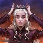 Daenerys Targaryen the Crowned Queen