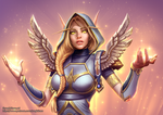 Priestess Angeline