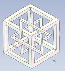 Penrose Cube