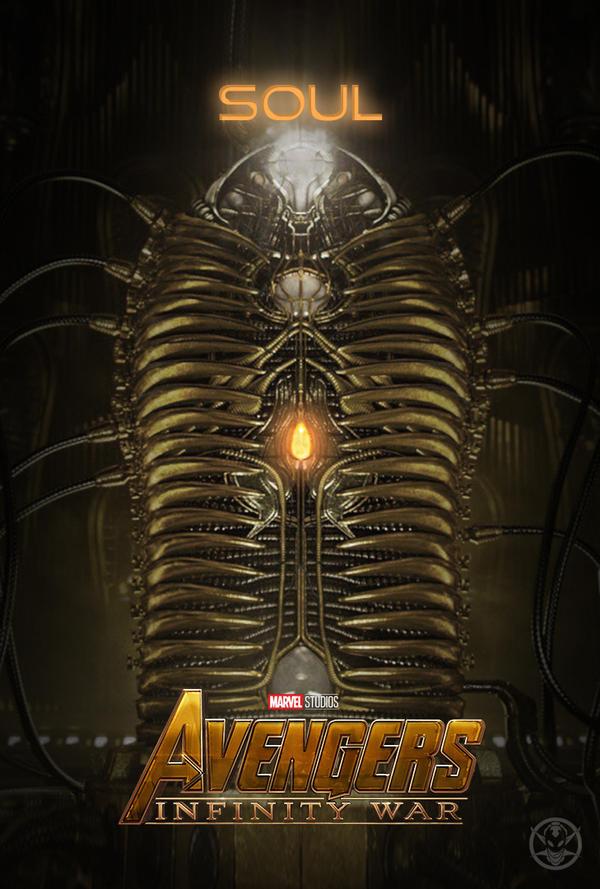avengers infinity war poster by agent-22 on DeviantArt