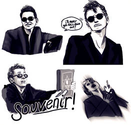 [Good Omens] Crowley