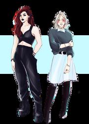 [Gift] Ange and Helena