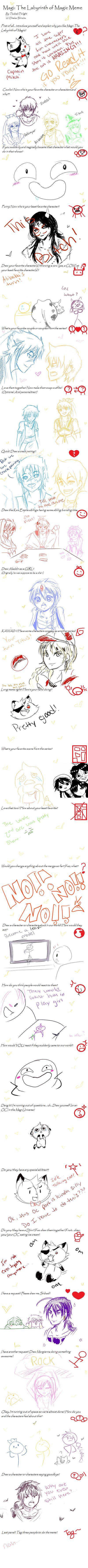 Magi Meme by CaptainMika