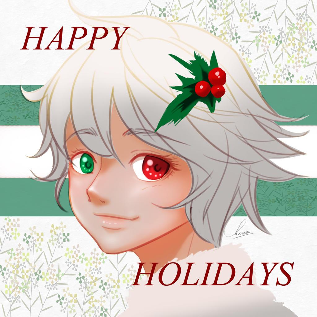Happy Holidays 2015 by jheaa