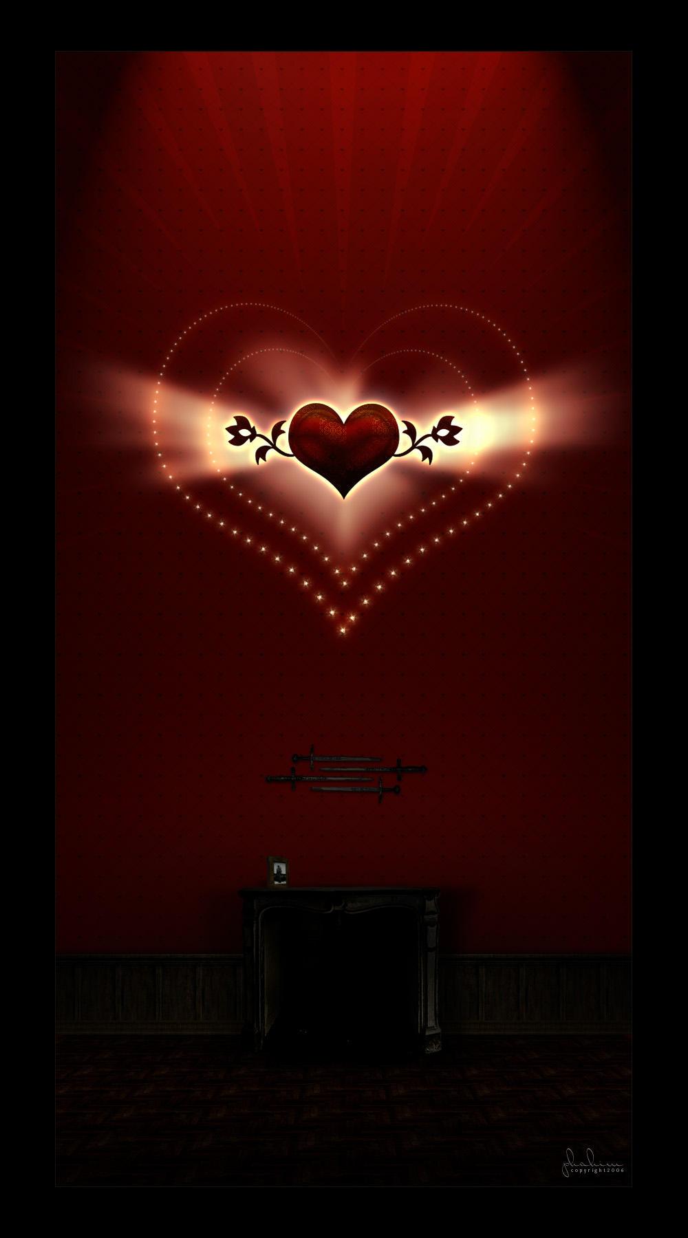 + dark valentine by brainlessinc