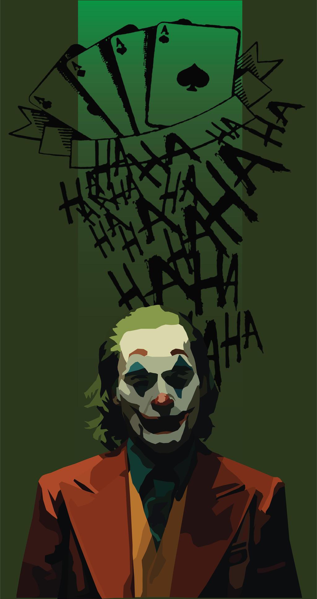 The Joker Joaquin Phoenix By Doomw123 On Deviantart