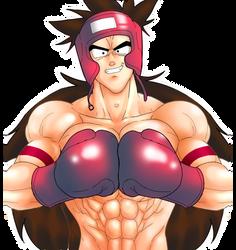 Boxer boy by Shironek0