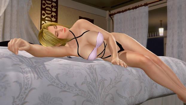 Helena Asleep, 2 by Sleeper77