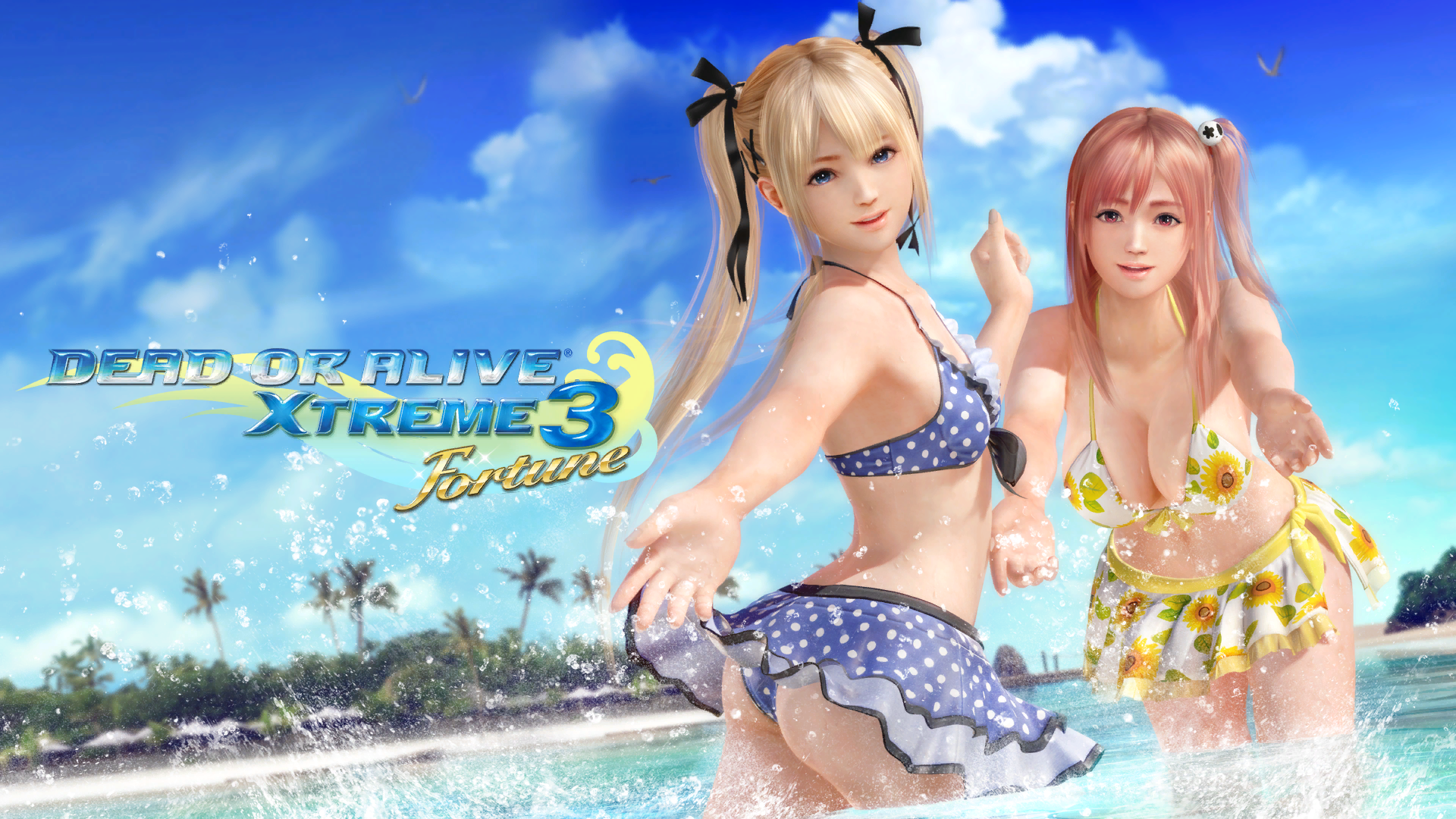 Dead Or Alive Xtreme 3 Fortune 1080p Wallpaper By Sleeper77 On
