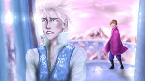 Frozen?