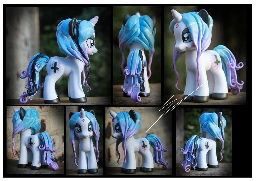 Trade - Effie OC Custom by Nazegoreng