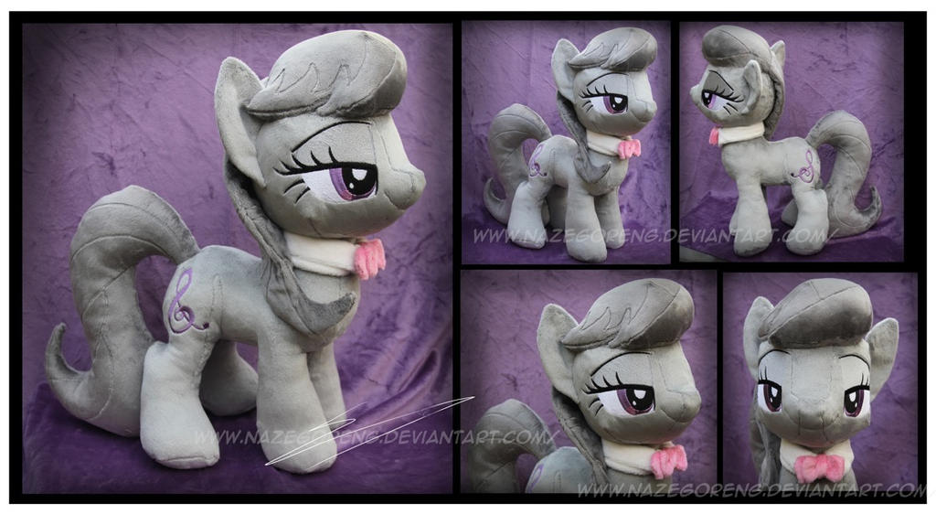 Octavia Custom Plush by Nazegoreng