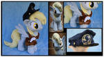Derpy Hooves Custom Plush - With Accessories