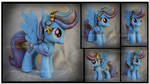 Trade: Crystal Rainbow Dash Custom