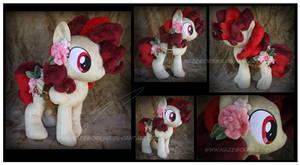 Commission: Fairy Ring OC Custom Plush