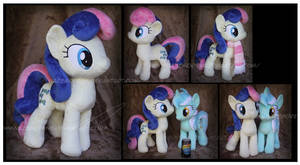 Bonbon Custom Plush