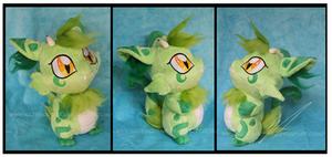 Gift: Emee Custom Plush