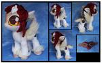 Commission: Owlette Custom OC Plush