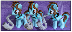 Commission: Tale Spinner OC Custom Plush