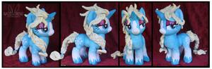 Commission: Snowspell Custom Plush