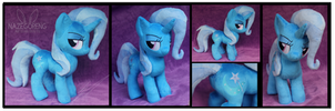 Trixie Lulamoon Custom Plush by Nazegoreng