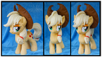 FOR SALE: Applejack Custom Plush
