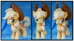 FOR SALE: Applejack Custom Plush