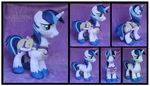 SOLD: Shining Armour Custom Plush