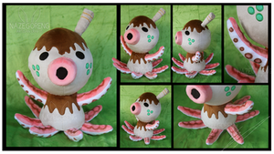 Zucker Custom Plush by Nazegoreng