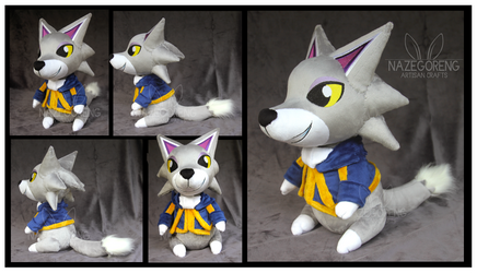 Fang Custom Plush