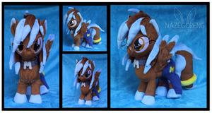 Frost Burst Custom Plush
