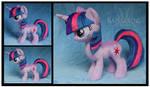 Twilight Sparkle Custom Plush