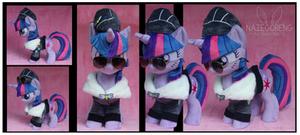 Commander Easyglider Twilight Custom Plush by Nazegoreng