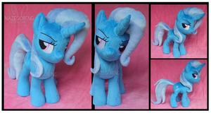 Trixie Custom Plush