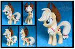 Applejack Custom Plush