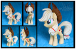 Applejack Custom Plush