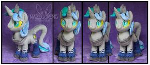 Prince Nightfall Custom Plush