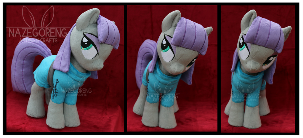 Maud Pie Custom Plush