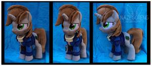Littlepip Custom Plush