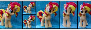 Sunset Shimmer Custom Plushes