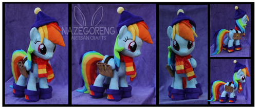 Winter Outfit Rainbow Dash